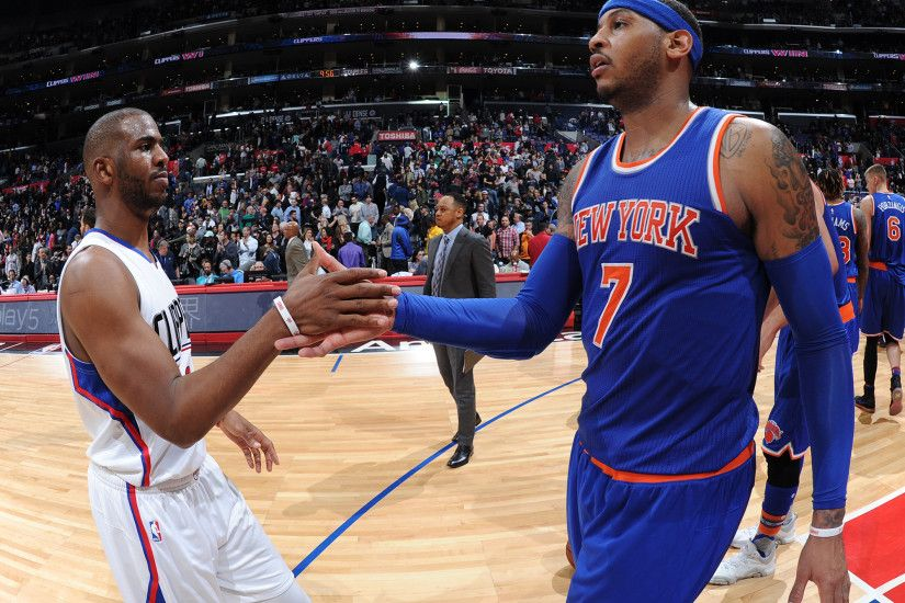 Carmelo Anthony A Tricky Fit For Cavs, Clippers Alike