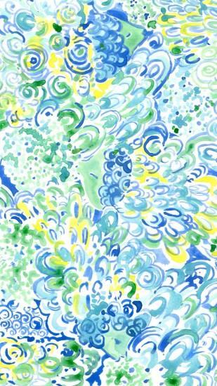 full size lilly pulitzer backgrounds 1242x2208