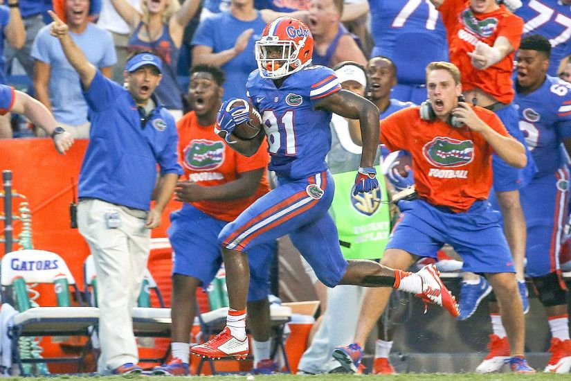 Studying the Florida Gators Offense