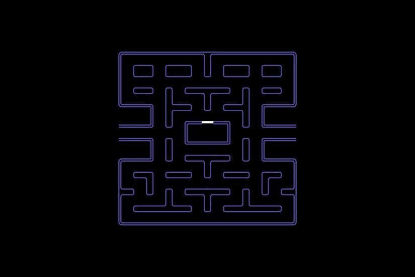 2560x1440 Pac Man Grid. How to set wallpaper on your desktop? Click the  download link from above and set the wallpaper on the desktop from your OS.