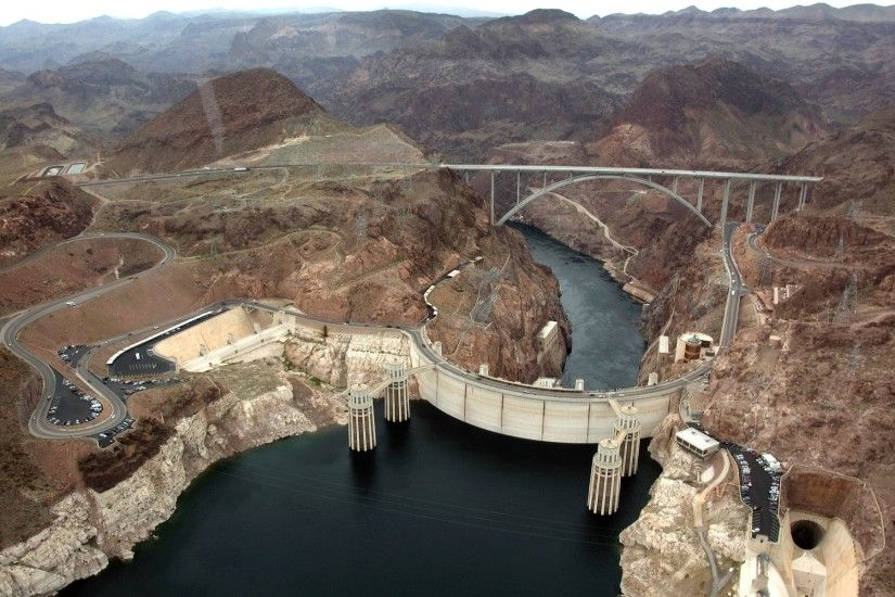 Hoover Dam, Architecture, Nevada Wallpapers HD / Desktop and Mobile  Backgrounds