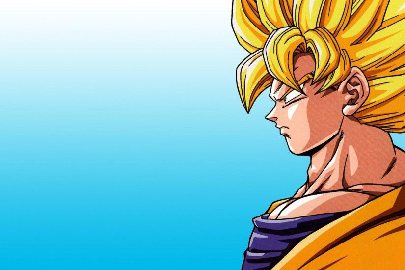 son goku dbz wallpaper hd Wallpaper HD