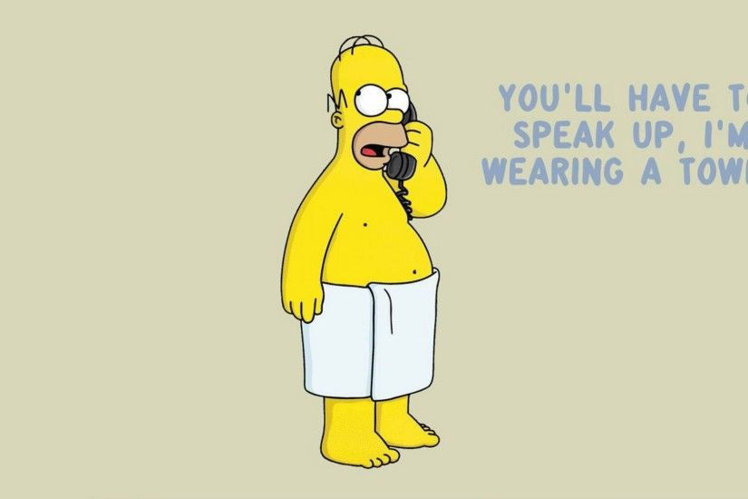 1920x1080 wallpaper funny · Homer Simpson