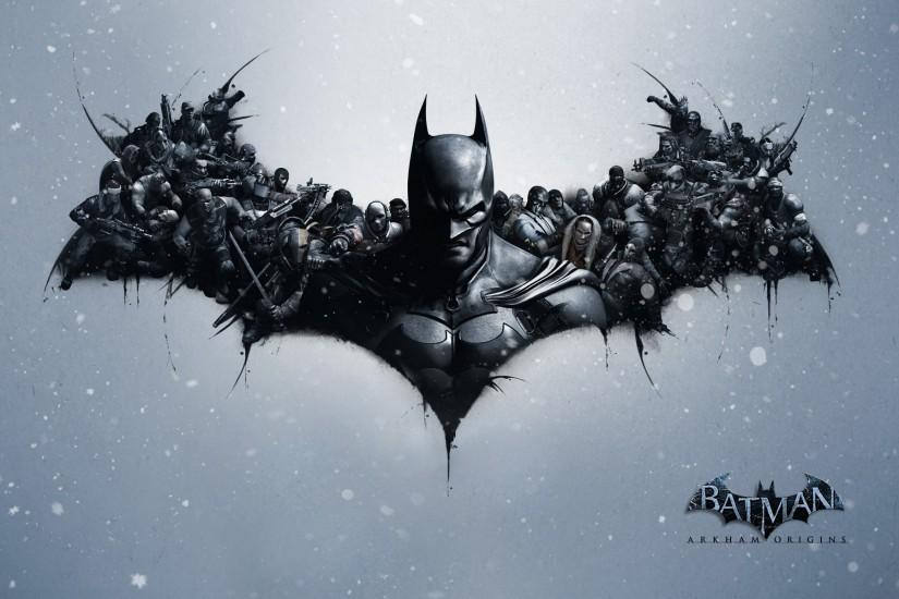 Batman wallpaper HD Batman Arkham origins video game widescreen hd  wallpapers