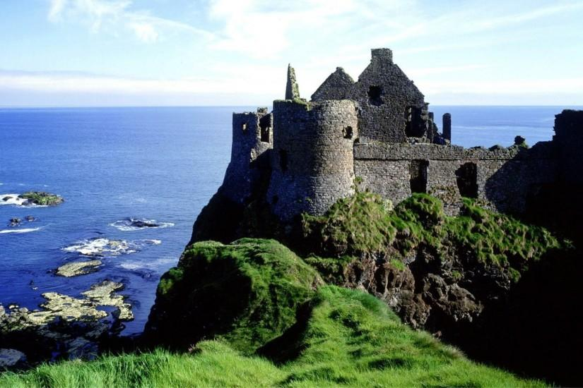 Displaying 13> Images For - Irish Castle Wallpaper.