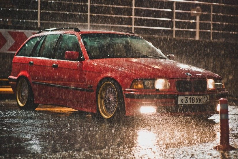 Bmw E36 Touring Tuning ...