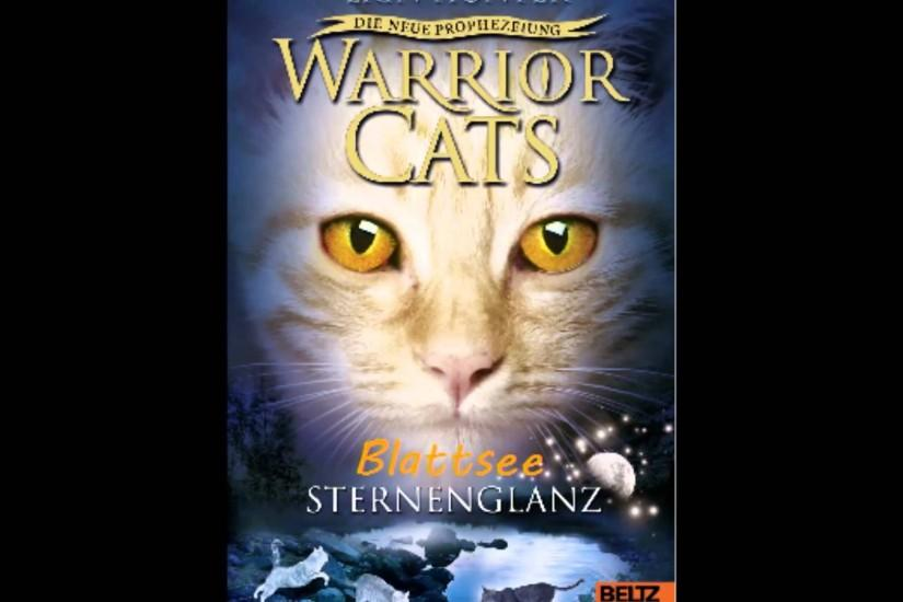 Warrior Cats Cover-Katzen