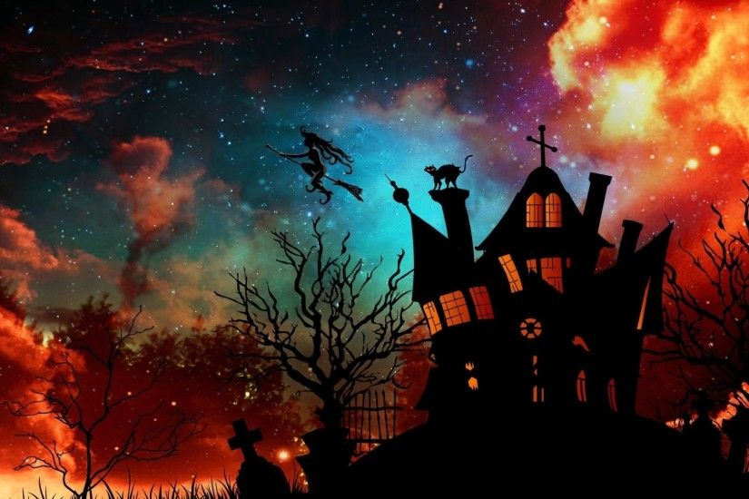Wallpaper: Halloween. High Definition HD 1920x1080