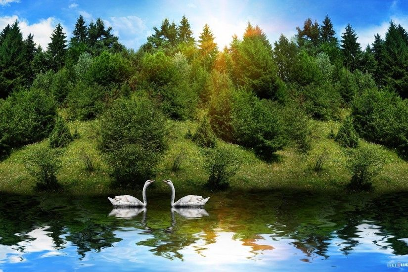 Free Beautiful Nature Backgrounds Â« Long Wallpapers ...