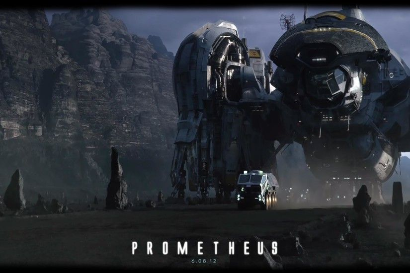 Prometheus widescreen