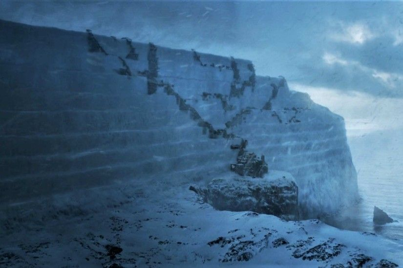 Game of Thrones Season 7 Episode 7 Wall Eastwatch