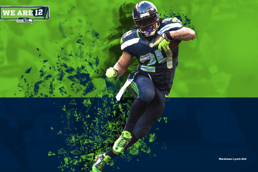 Seattle Seahawk Footba... pic source