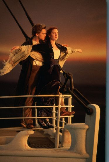 Titanic 3D - In cinemas April 2012