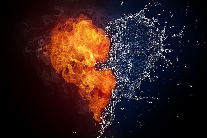 Fire Water Heart