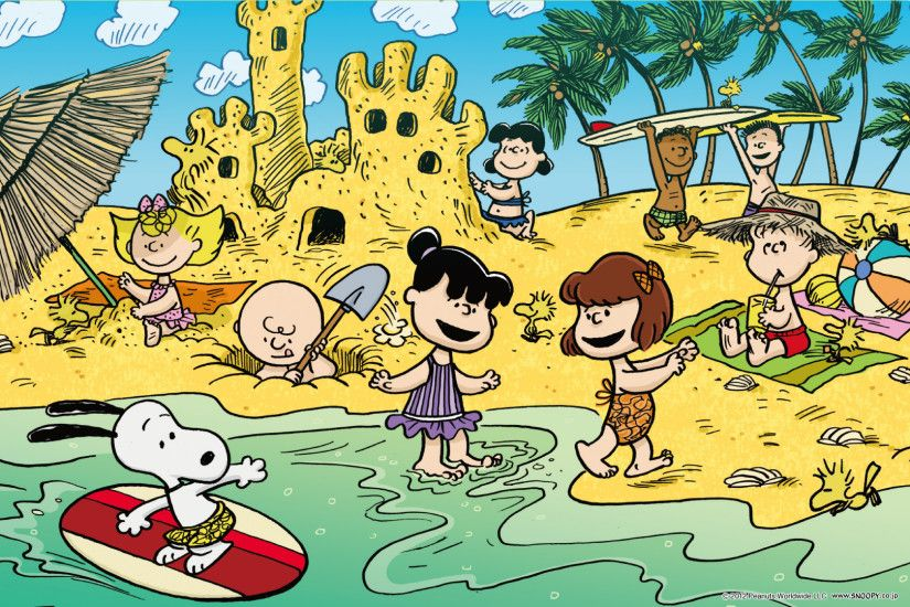 Peanuts gang wallpaper - Bing Images