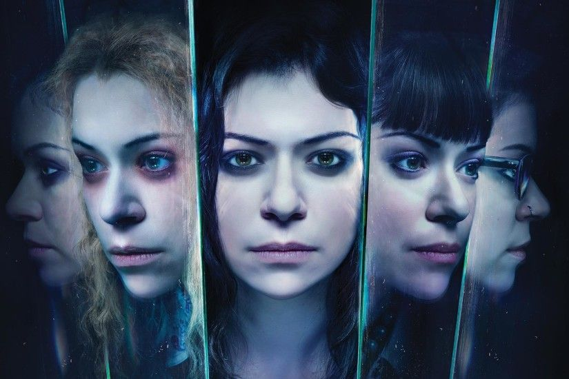 ... thriller TV series, Orphan Black. Featuring original images from the  series' primary clone character's Sarah, Alison, Helena, Cosima, and Rachel.