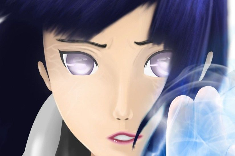Download Wallpapers 3840x1200 Hinata Hyuga, Naruto Super World .