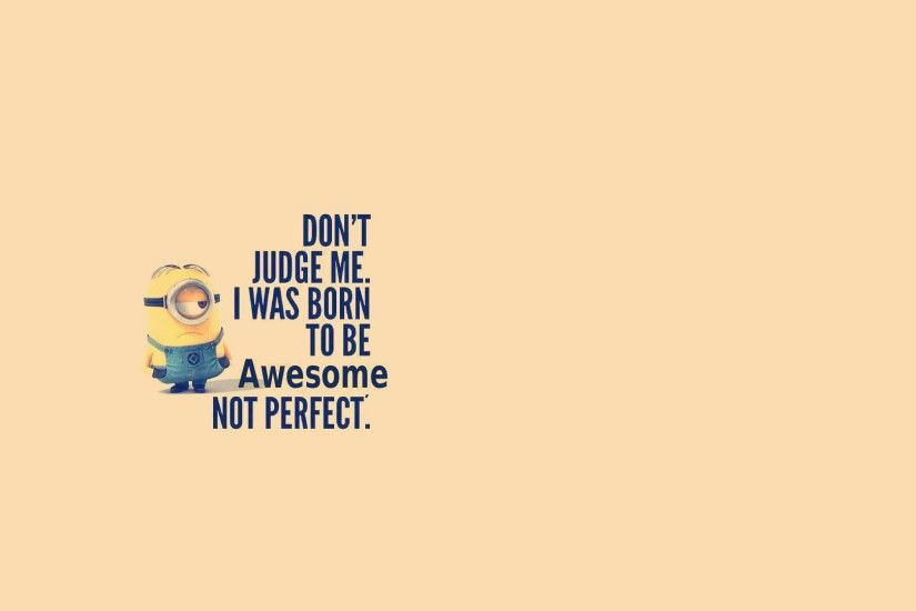 Awesomeness Despicable Me Simple Background