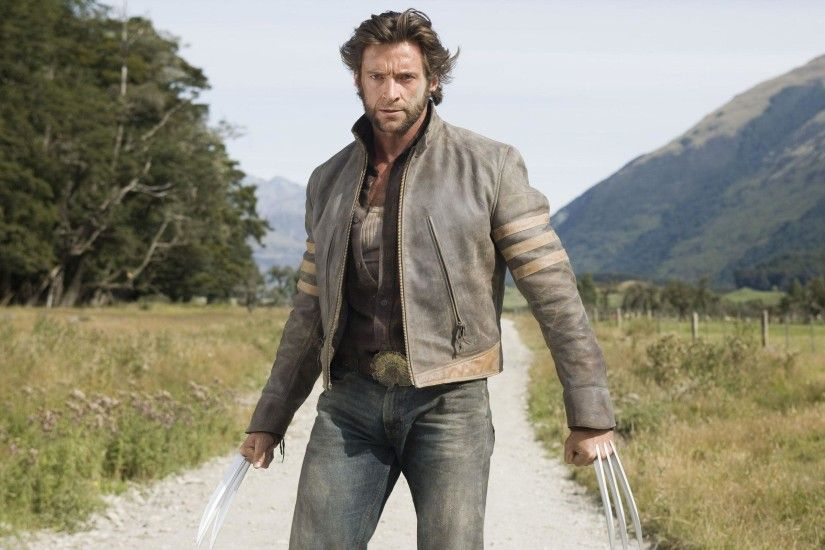 Hugh Jackman Wolverine X Men Origins Hi Wallpapers