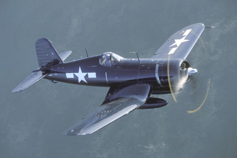 The Chance Vought Corsair was a carrier capable fighter aircraft that saw  service primarily in World War II and the Korean War. Demand for the  aircraft.
