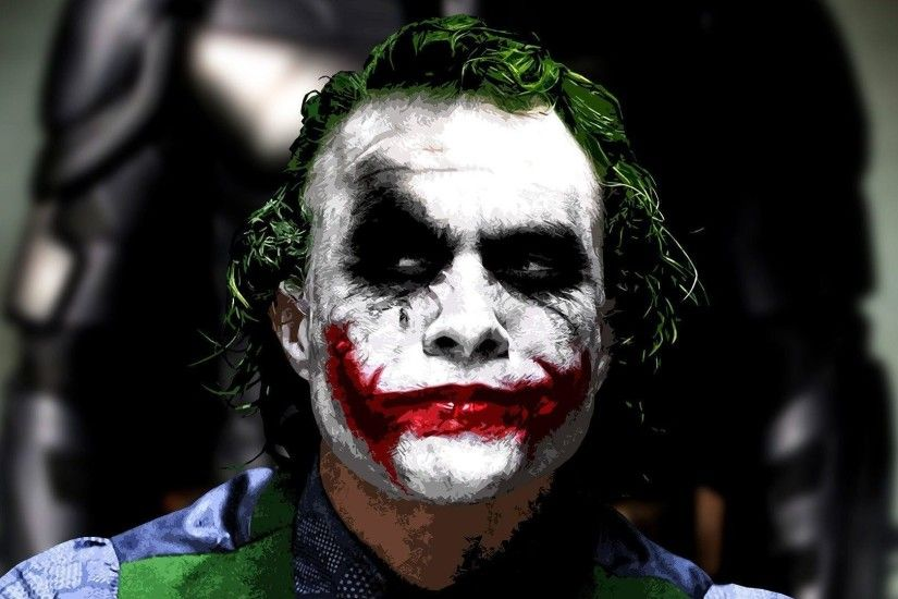 Memes For > Heath Ledger Joker Wallpaper