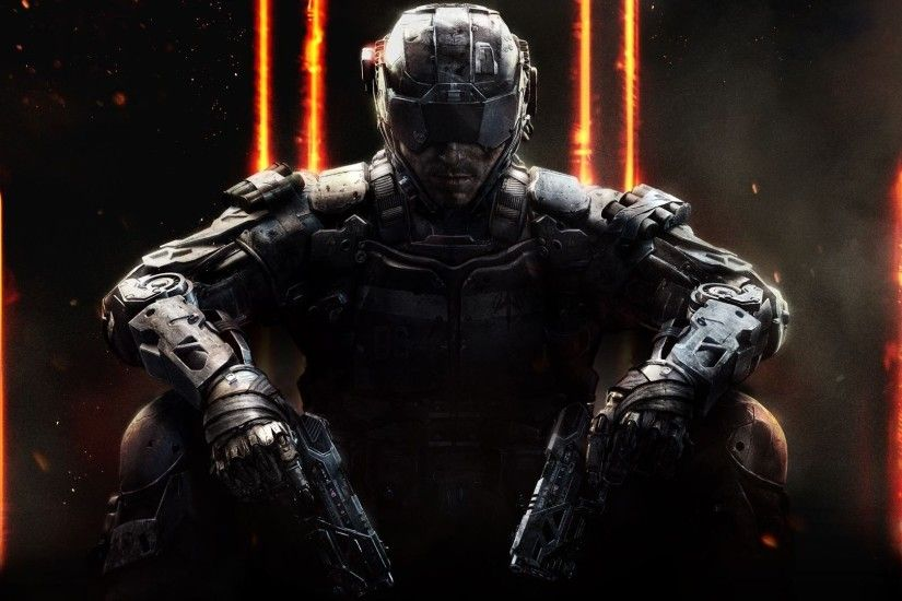 Call Of Duty: Black Ops III · HD Wallpaper | Background ID:600479