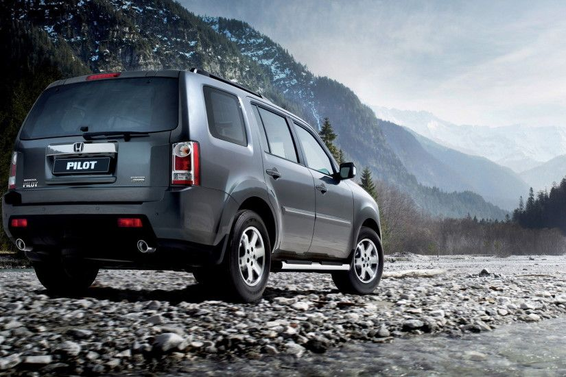 2015 Honda Pilot Wallpaper PC