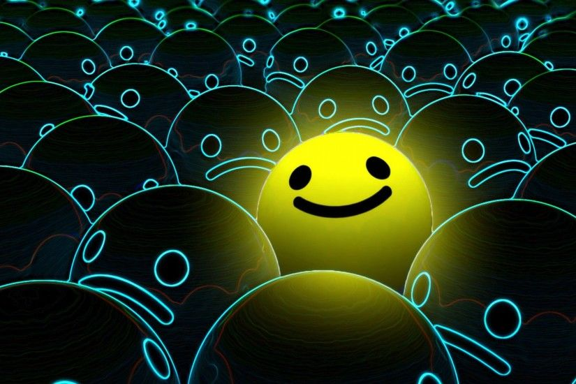 Smiley Face Wallpaper for Whatsapp Free