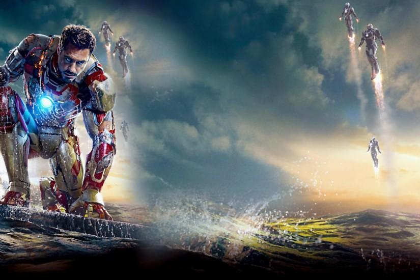 ironman wallpaper 1920x1080 for desktop