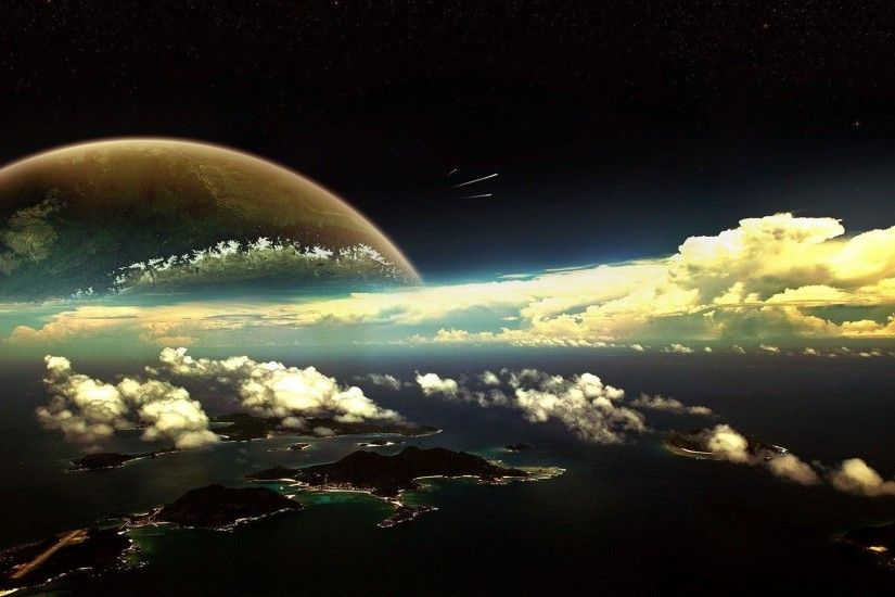 Alien <b>Planet Wallpapers</b> - <b>Wallpaper<