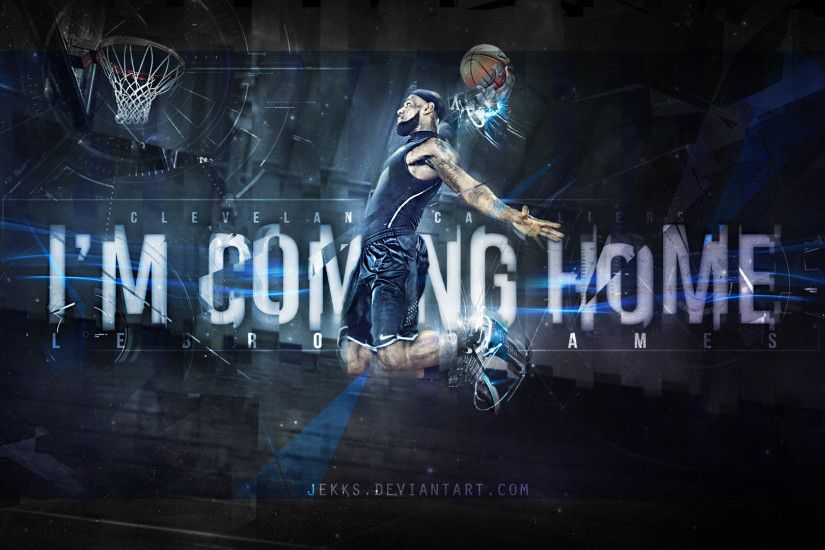 ... LEBRON JAMES - I'M COMING HOME - CAVALIERS by Jekks