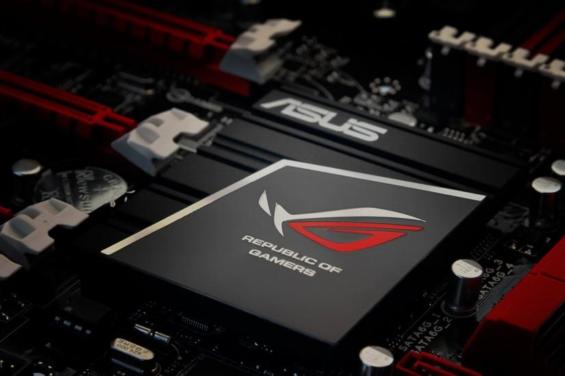 Asus Rog Hd wallpaper - 1235876