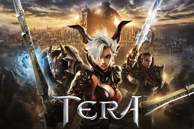 14 Tera Online HD Wallpapers | Backgrounds - Wallpaper Abyss