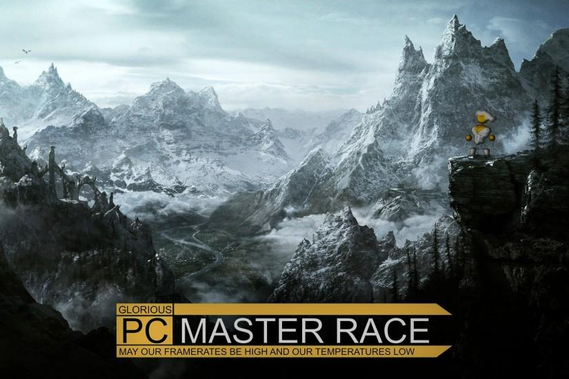pc master race wallpaper - photo #19