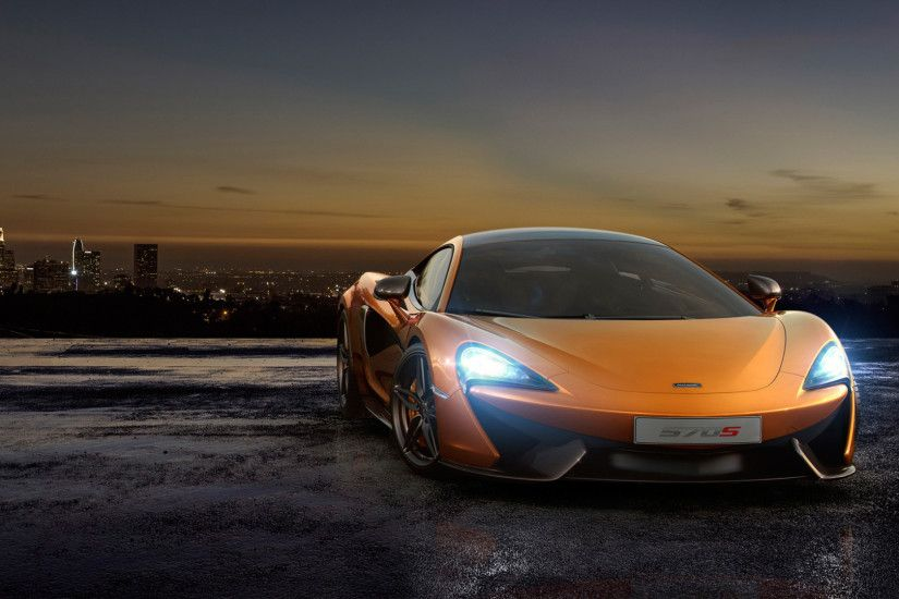 McLaren HD Wallpapers 3