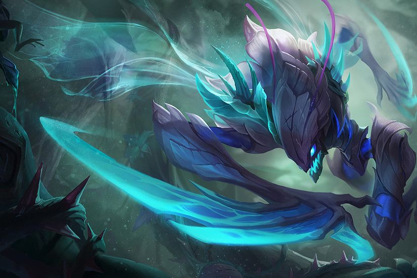 League Of Legends Kha\'zix Wallpaper HD Resolution