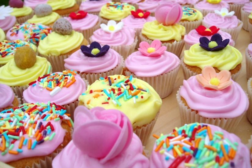 Hd Wallpapers Cute Cupcake Screensavers 1024 X 768 117 Kb Jpeg