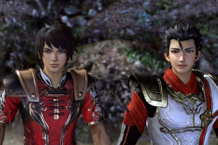 ... undefined Dynasty Warriors Wallpapers (46 Wallpapers) | Adorable .