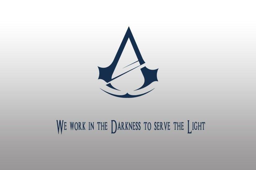 Assassin039s Creed Logo Wallpaper HD