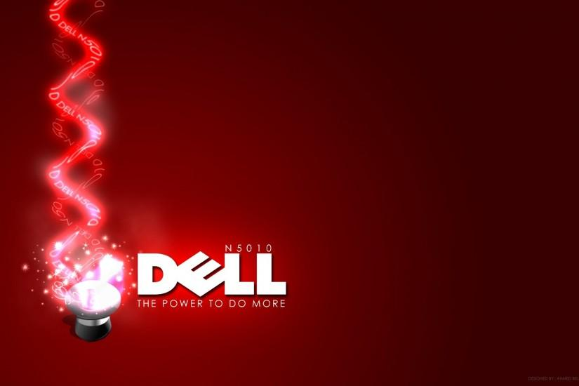 Dell Red | Full HD Desktop Wallpapers 1080p