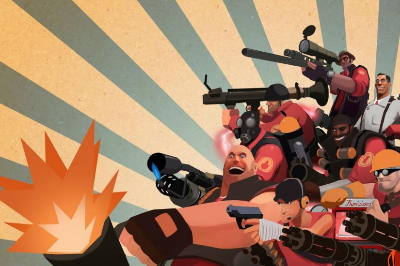 team fortress 2 wallpaper 1920x1080 hd for mobile