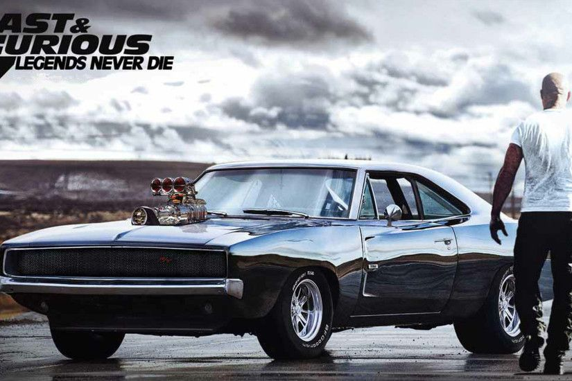 Fast & Furious 7 - Legends Never Die 1920x1080 wallpaper
