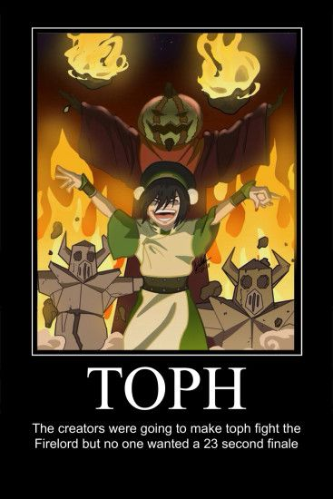 Toph is awesomE!