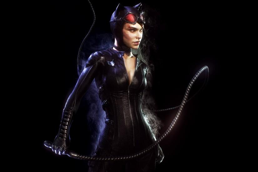 Video Game - Batman: Arkham Knight Catwoman Wallpaper