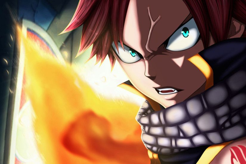 Fairy Tail Natsu Dragon Force Wallpaper HD 1 High Resolution Wallpaper Full  Size
