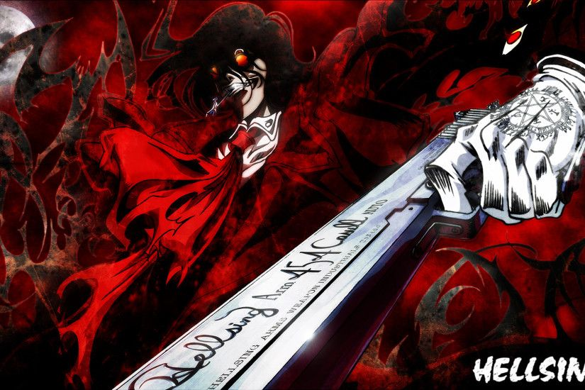 Hellsing Wallpaper Alucard by Edd000 Hellsing Wallpaper Alucard by Edd000