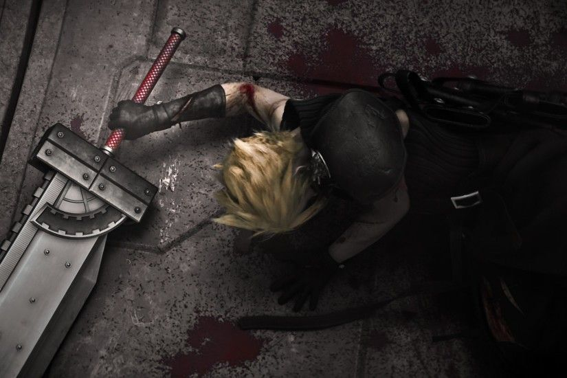 General 1920x1080 Final Fantasy VII: Advent Children Cloud Strife Final  Fantasy 7: Advent Children