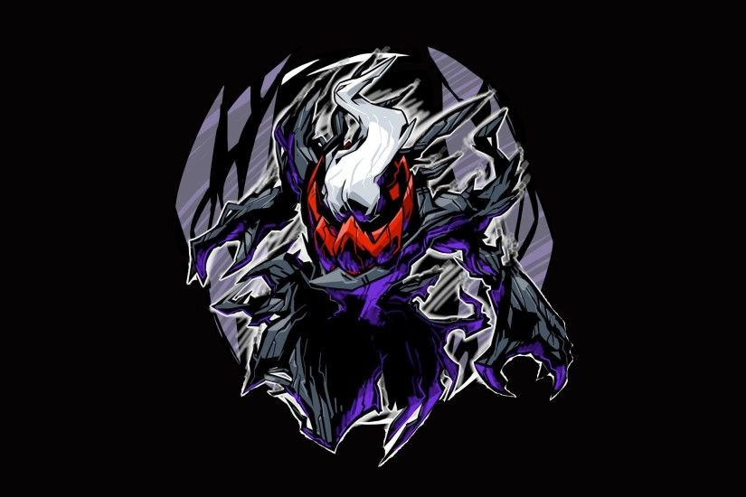 Pokemon Wallpapers Darkrai - Wallpaper Cave
