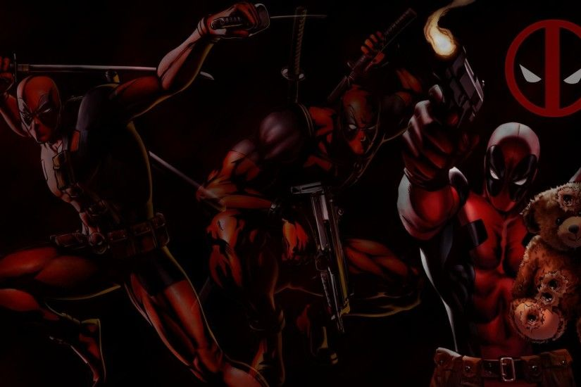 of the Most Wicked High Definition Deadpool Wallpapers 1920×1080