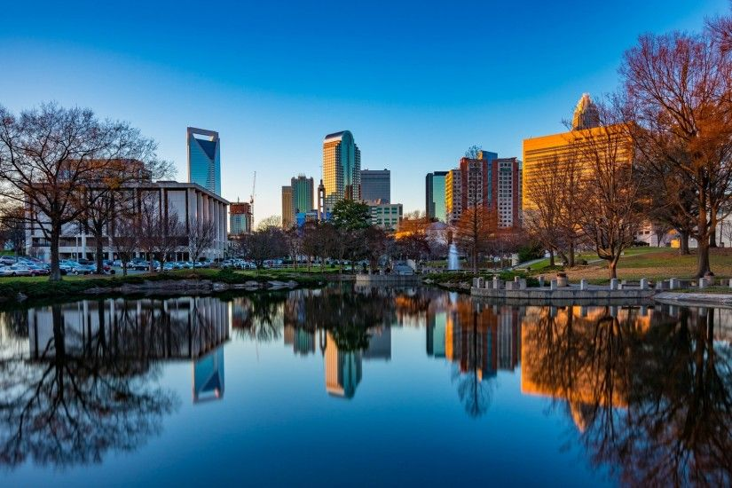 Charlotte, North Carolina wallpaper